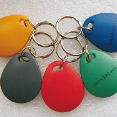 RFID kulcstartók