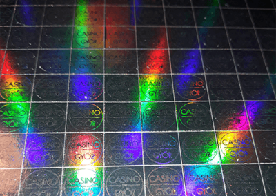 Laser Lights matrica